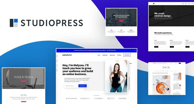 Agency Child WordPress Theme by Studiopress