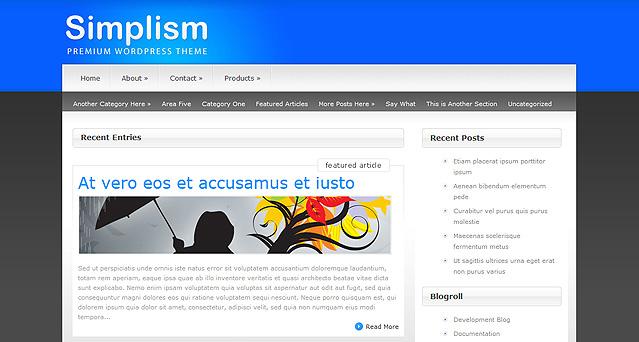 Simplism-ElegantThemes-WordPress-Theme