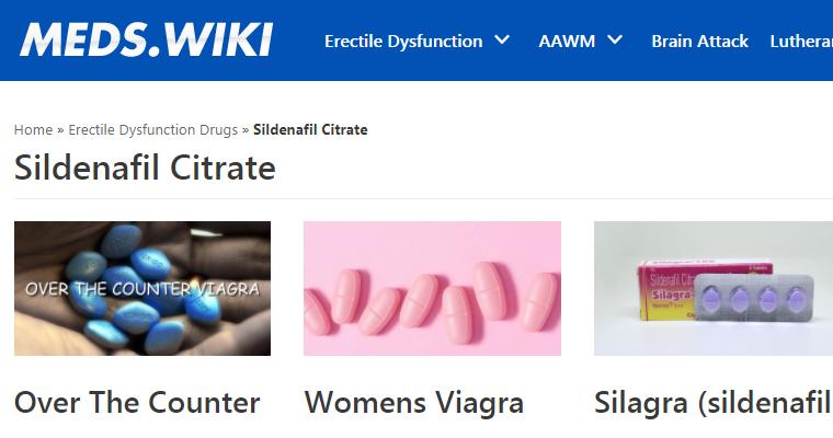 sildenafil-citrate